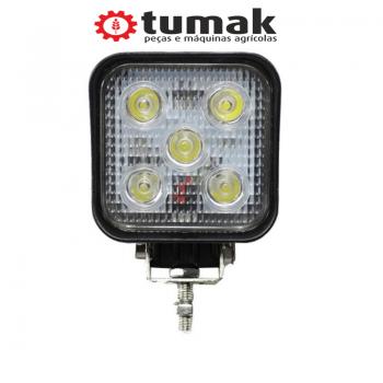 FAROL  5 LED  10-30V, 5 led...
