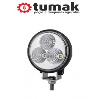 FAROL LED 9W 12-24V 600Lm