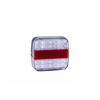 FAROL TRASEIRO LED 12/24V