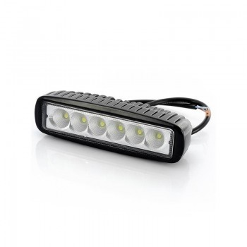 BARRA LED 18W 12-24V 1350LM