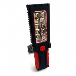 LANTERNA 10 + 4 LED KMR 3...