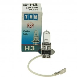 lâmpada de halogéneo H3 12...
