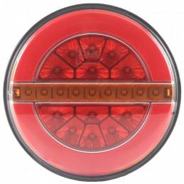 FAROL LED 12/ 24V TRASEIRO...