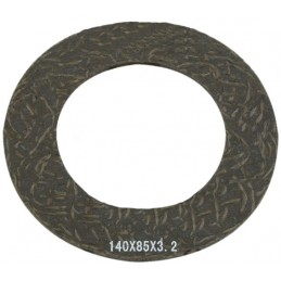 DISC EMB CARDAM 140x85x3,2 mm