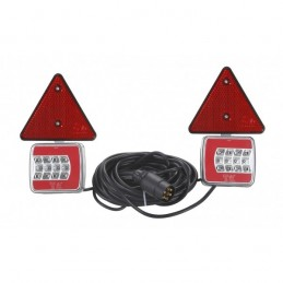 KIT 2 FAROIS 25 LED...