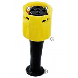 Conector amarelo para FAROL...