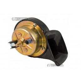 Buzina de 12 volts com suporte