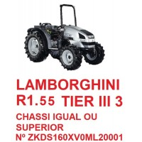 R1 55 TIER III 3 CHASSI IGUAL OU SUPERIOR ZKDS160XV0ML20001