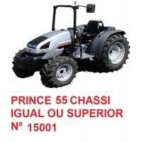 PRINCE 55 CHASSI IGUAL OU SUPERIOR Nº 15001