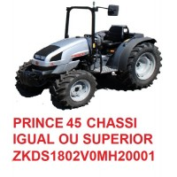 PRINCE  45 TIER III 3 CHASSI IGUAL OU SUPERIOR  ZKDS1802V0MH20001