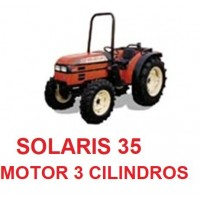 SOLARIS 35 WIND (MOTOR 3 CILINDROS)