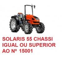 SOLARIS 55 CHASSI IGUAL OU SUPERIOR Nº 15001