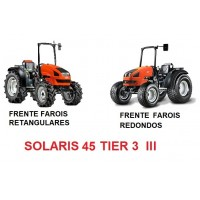 SOLARIS 45 TIER 3 III