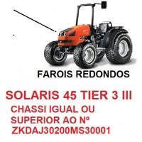 SOLARIS 45 CHASSI IGUAL OU SUPERIOR Nº ZKDAJ30200MS30001