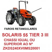 SOLARIS 55 TIER 3 III CHASSI IGUAL OU SUPERIOR ZKDS240XV0MS20001