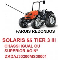 SOLARIS 55 TIER 3 III CHASSI IGUAL OU SUPERIOR  ZKDAJ30200MS30001