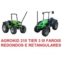 AGROKID 210 TIER 3