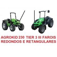 AGROKID 230 TIER 3